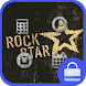 Rock Music Locker theme by theme studio
