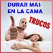 Durar Mas en la Cama by Dioclaus