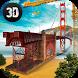 Golden Gate Bridge Builder Sim by TaigaGames