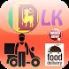 Sri Lanka Food Delivery by Kawanlahkayu