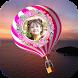 Air Balloon Photo Frames by App Basic