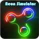 Neon Fidget Spinners (Simulator) by Deedy Games