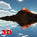 3D Volcano Live Wallpaper FREE by jelkesoftware