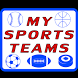 My Sports Teams+ by KarMat Apps