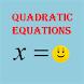 MATH/Quadratic Equations by speiris