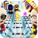Subway upin super ipin by Studio Pj Fan Game