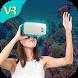 3D Helmet Virtual Reality Joke by trianglo