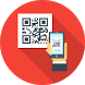 QR barcode scanner reader by Blue Diamond Apps