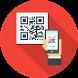 QR barcode scanner reader by Blue Diamond Apps