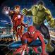 Guide Spiderman Ironman Hulk Fighting Marvel LEGO by New Fire City Hot Knight Ninja Bridge Tiny