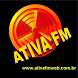 Ativa Fm Web by BRLOGIC