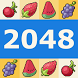 Farm 2048: Fruits Puzzle by Hymn App Studio