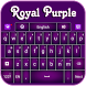 Royal Purple Keyboard by Luna Themes