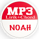 Best Album NOAH MP3 + Lirik + Chord by simple dangdut koplo studio