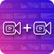 Video merger-Video joiner by Sapling Apps