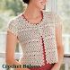 Crochet Bolero by ariskm