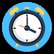 Hourly Talking Alarm Clock by Comostudio