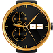 Gold Watch Face by Thalia Photo Corner