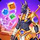 Pharaoh Jewels Crush by Blast Crush Game