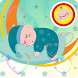 Sleep Cute Baby Live Wallpaper by babycandylwp