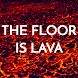 The Floor Is Lava Button - Challenge 2017 by Bulky Apps
