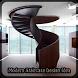 Modern Staircase Design Idea by carmen masci