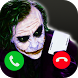 Fake Call From Joker Prank by NiceApps9