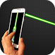 laser flashlight by Sterk App
