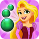Rapunzel's mission by Princess games for little cuties