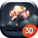 Nuclear Explosion Live Wallpap by Silver Fox Design