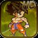Goku Saiyan Ultra War: Dragon Shadow Power battle by Rubiko Dev