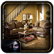 Traditional Living Room Sofa by Psionic Trap