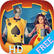 Solitaire game Halloween 2 HD by 8FLOOR