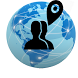 Locator: Locate your friends on real time basis by Aequusk