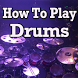Learn How to Play DRUMS Videos (Drum Set Playing) by Krushik Rajpariya 1995