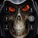 Skull Pattern Screen Lock PRO by davo-davo33