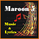 Maroon 5 Music by Qolby Developer.inc