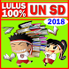 Bocoran Soal UN SD 2018 (UNBK) - Lengkap & Praktis by DuddienApp