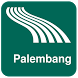 Palembang Map offline by iniCall.com
