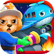 Super Puppy Pilot Plane Rescue by Party Kids Mobile