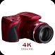 HD 4K Ultra DSLR Camera by Photo App Lounge
