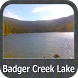 Badger Creek Lake - IOWA GPS by FLYTOMAP