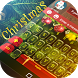 Christmas Keyboard by Keyboard Themes with Emojis for Android