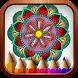 Mandala coloring book by Ryan Free Games