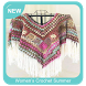 Women's Crochet Summer Poncho Patterns
