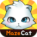 Maze Cat(Maze Escape No.1) by TwoPlusOneGamez Inc.