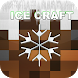 Ice Craft: Winter Crafting and survival by creative frames 3D
