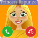 Call From Princess Rapunzel by saiour