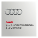 Audi Club International SK by sumap