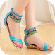 Beautiful Flat Sandals by Babesos